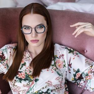 Qui vivra Wera, lunettes Caroline Abram