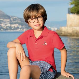 Façonnable Kids: le style parfait pour les garçons