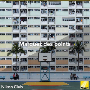 Une vision d'exception avec Nikon