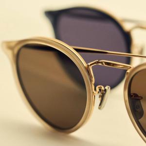 Les lunettes de soleil Eyevan 7285: de l'élégance du nombre 724
