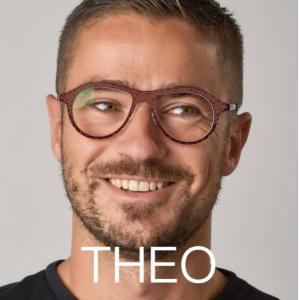 Avant-gardistes et imprévisibles : les lunettes theo