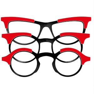 Nouvelle collection de lunettes Theo : explosion de couleurs