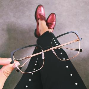 Focus sur les lunettes Yeleen de la créatrice  Caroline Abram