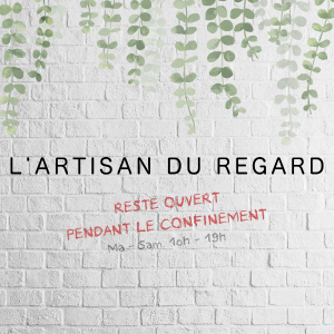 NOUS RESTONS OUVERT PENDANT LE CONFINEMENT