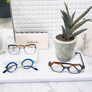 Nouvelle lunette Pinxit d'Anne & Valentin: jeux d'arcades
