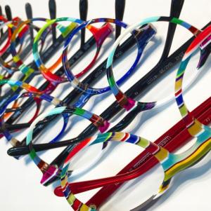 Des lunettes colorées et joyeuses pleines de vitalité pour l'hiver !!!