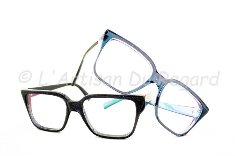 Montures lunettes kirk
