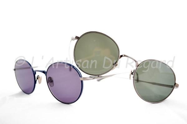 Lunettes Masunaga - lunettes tendances originales - opticien Paris 9 83ed33cef80f