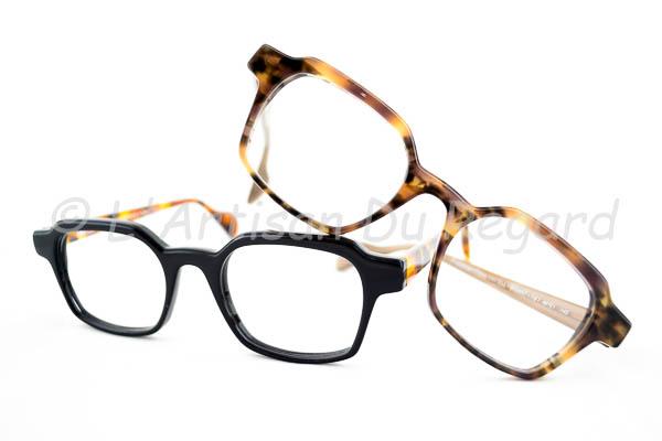 Lunettes naoned lunettes tendances originales opticien for A porter du regard synonyme