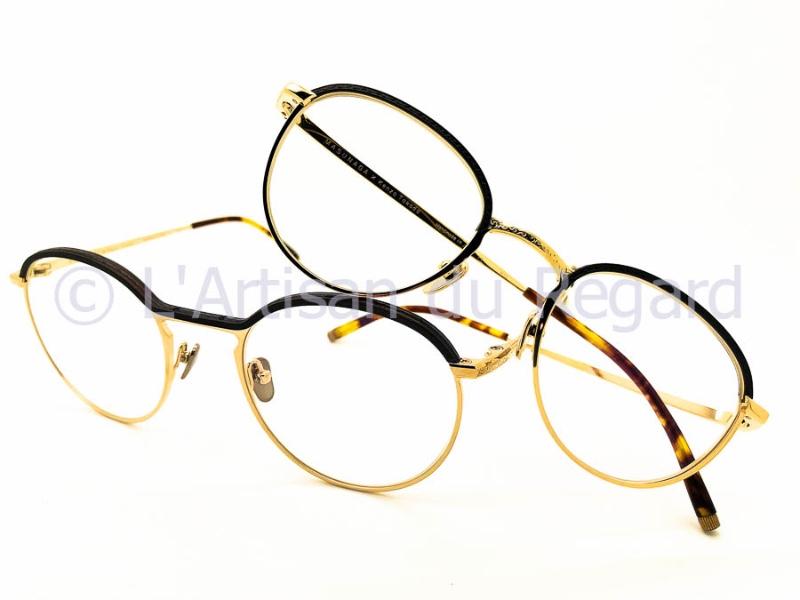 8449eaec793ead Lunettes Masunaga - lunettes tendances originales - opticien Paris 9
