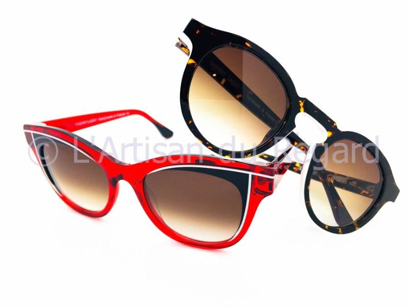 lunettes thierry lasry lunettes tendances originales. Black Bedroom Furniture Sets. Home Design Ideas