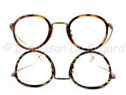 Ush lunettes japonaises métal