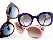 Anne et valentin lunettes de soleil papillon