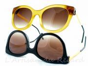 Thierry lasry lunettes jaunes