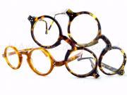 Charles Mosa lunettes de vue ronde