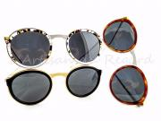 Peter & May Walk lunettes de soleil ronde