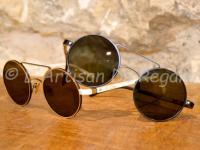 Lunettes rondes AM eyewear