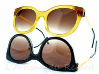 Thierry lasry lunettes jaunes