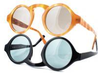 Francois pinton lunettes de soleil colorées