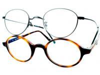 Masunaga lunettes japonaises métal
