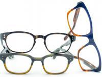 Masunaga lunettes colorées