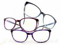 Andy Wolf lunettes colorées