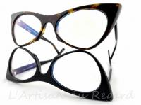Andy Wolf lunettes écaille