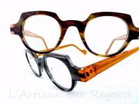 Anne et valentin lunettes de créateur