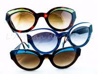 Anne et valentin lunettes de soleil colorées