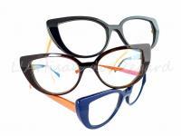 Caroline abram lunettes de créateur