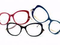 Caroline abram lunettes de vue originales