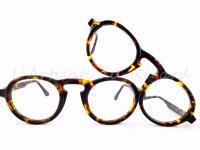 Charles Mosa lunettes de vue écaille