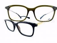 Harry Lary's lunettes de vue rectangle