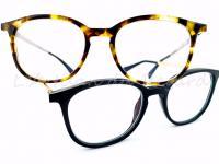 Harry Lary's lunettes de vue colorées