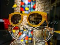 Jean Philippe Joly lunettes transparentes