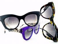Jean Philippe Joly grandes lunettes papillon