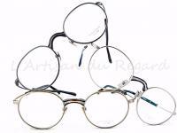 Masunaga lunettes métal