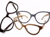Woodone lunettes en bois colorées