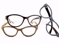 Woodone lunettes en bois papillon