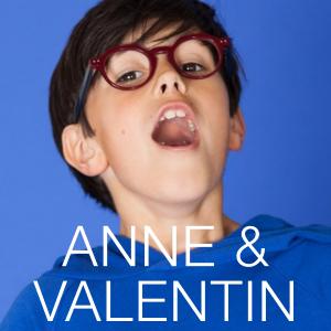 Anne & Valentin Kids
