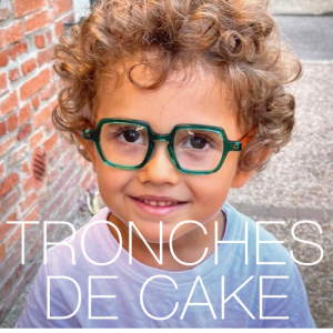 TRONCHES DE CAKE by Paname