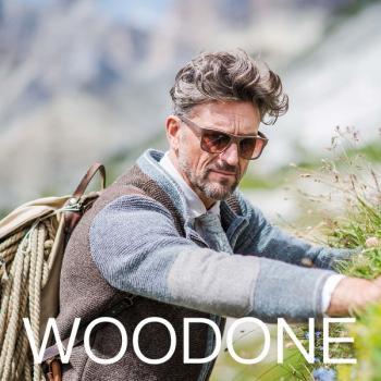 Woodone lunettes en bois