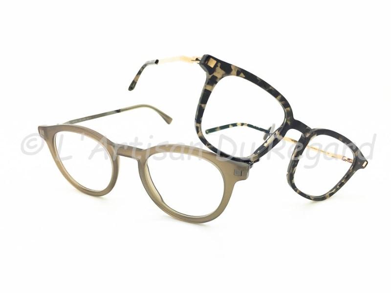 f94e53615b985 Lunettes Mykita - lunettes tendances originales - opticien Paris 9