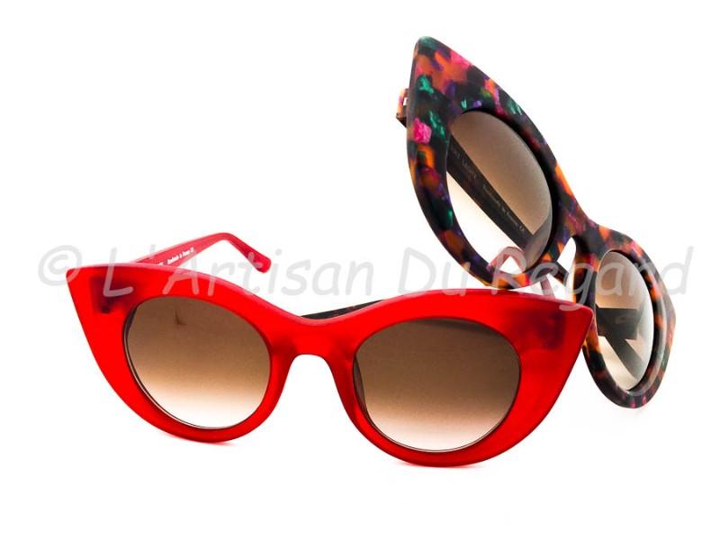 lunettes thierry lasry lunettes tendances originales opticien paris 9. Black Bedroom Furniture Sets. Home Design Ideas